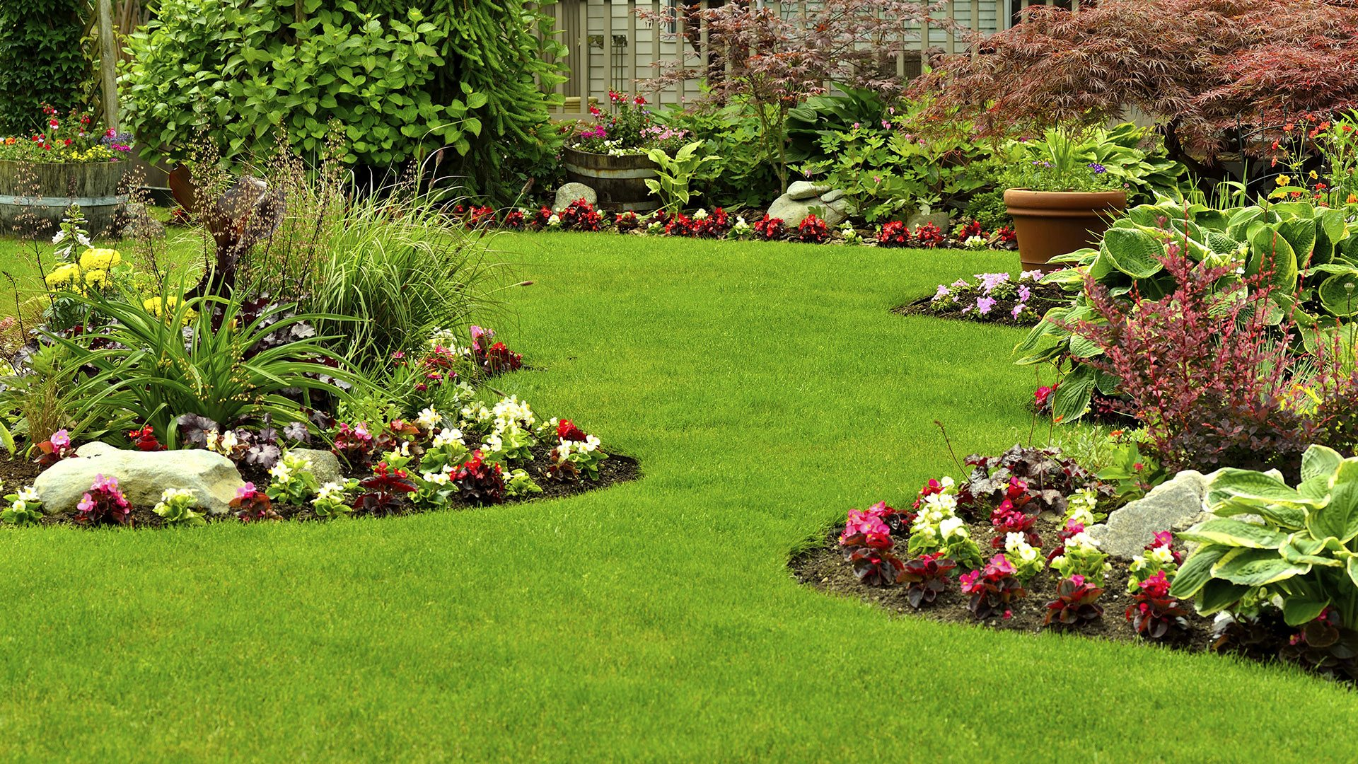 Garden Design | North Shore Commercial Landscaping, Landscape And  Residential Landscaping